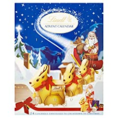 Idea Regalo - Lindt - Advent Calendar - 160g