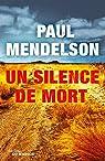 Un silence de mort (Grands Formats) par Mendelson