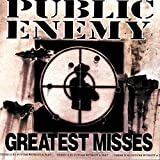 Public Enemy: Great Misses (Audio CD)