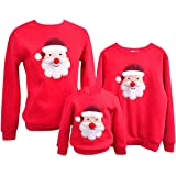 Sudadera Navidad Jersey Navideño Sudaderas Navideñas Familiares Niño Niña Sueter Hombre Mujer Reno Sweaters Estampadas Pullov