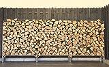 Brennholz-Stapelhilfe BSH 330 für 1,6 m³ Kaminholzregal