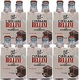 6x Cipriani 'Bellini' aus püriertem Pfirsichfruchtfleisch, 4x 180 ml
