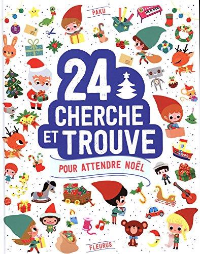 24 Cherche et Trouve pour Attendre Noël