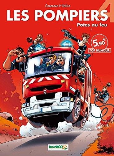 Les pompiers T04 Top Humour 2011