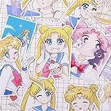 YLGG Kreative Nette Selbstgemachte Sailor Moon Scrapbooking Aufkleber/Dekorative Aufkleber/DIY...