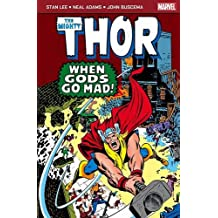 Marvel Pocketbook: The Mighty Thor: When Gods Go Mad