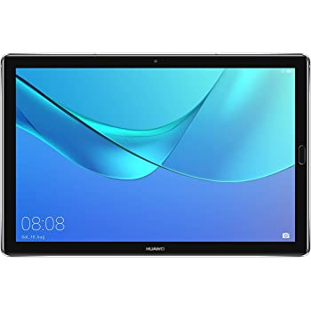 Huawei MediaPad M5 10.8 Wi-Fi Tablet PC (Kirin 960 Series, eMMC da 32 GB, 4 GB di RAM) Space Gray