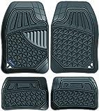 Michelin 92200 Style 903 Set Tappetini in Gomma per Auto, 4 Pezzi
