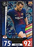 Match Attax Champions League 2017/18 Ivan Rakitic Barcelona Man Of The Match