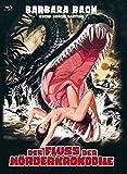 Der Fluss der Mörderkrokodile (Die heilige Bestie der Kumas) - Mediabook  - Limitiert auf 333 Stück, Cover A - Blu-ray