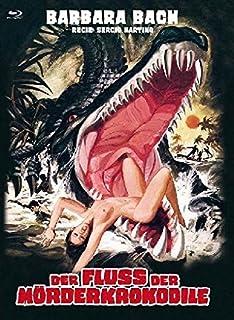 Der Fluss der Mörderkrokodile (Die heilige Bestie der Kumas) - Uncut/Mediabook (+ DVD) - Limitiert auf 333 Stück, Cover A [Blu-