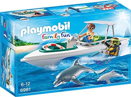 Preisvergleich Produktbild Playmobil 6981 - Tauchausflug mit Sportboot