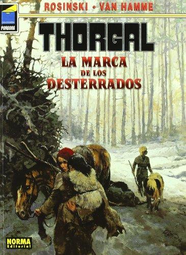 THORGAL 20: LA MARCA DE LOS DESTERRADOS