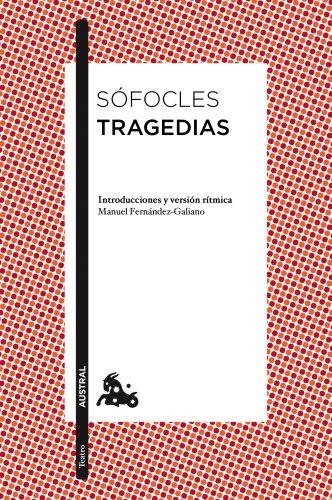 Tragedias (Teatro) por Sófocles
