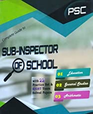 Complete Guide to Sub-Inspector of School