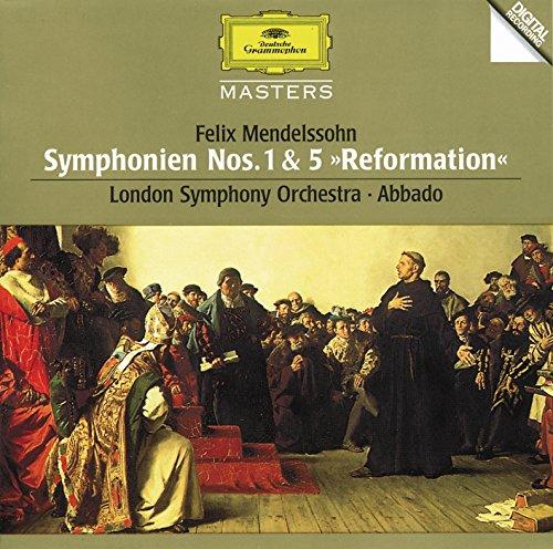 "Mendelssohn: Symphony No.5 in D minor, Op.107, MWV N15 - ""Reformation"" - 3. Andante"