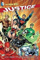 Justice League Volume 1: Origin TP (The New 52)
