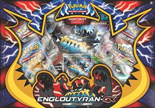 Pokemon Coffret Engloutyran-GX 4 Boosters, POSLJAN18
