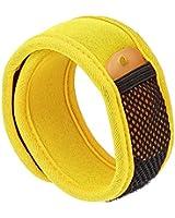 Répulsif moustiques, anti-moustique, anti-insectes et anti-nuisibles Bramble Premium avec 2 recharges - Bracelet de poignet ou de cheville. Sans DEET, complètement naturel.