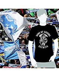 World of Football Sechzig T-Shirt SONS OF GIESING schwarz
