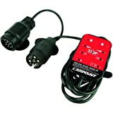 CARPOINT 0438118 LED-Tester für Anhängersteckdosen