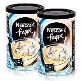 Nescafé frappé Typ Eiskaffee 275g - Getränkepulver mit Instant Kaffee (2er Pack)