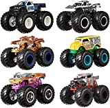 Mattel - Hot Wheels Monster Truck Duos de Demolición FYJ64
