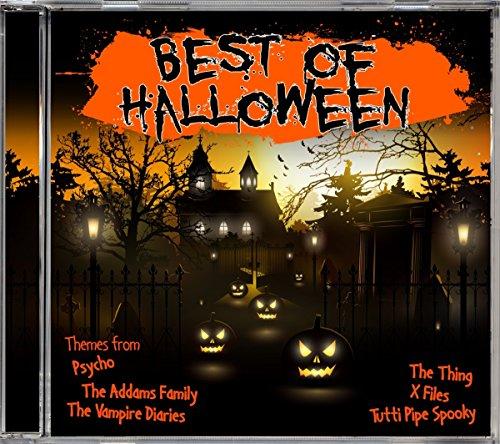 Best of Halloween - Die Besten Filmen Halloween-songs Aus