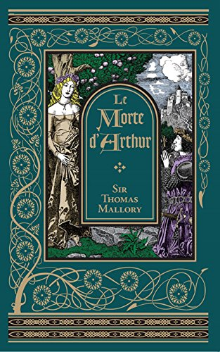 le-morte-darthur-barnes-noble-leatherbound-classic-collection