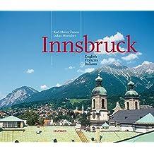 Innsbruck: Mehrsprachige Ausgabe: Englisch - Italienisch - Französisch