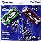 Kobalt 29 pc juego de aluminio