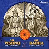 Sri Vishnu and Sri Radha