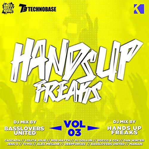 Hands up Freaks, Vol. 3