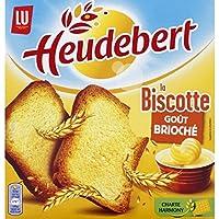 Lu - Heudebert - Biscotte gout brioché savoureuse et fondante - La boite de 290g - Precio por unidad