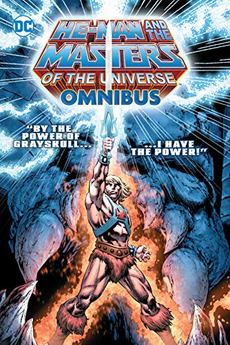 He-Man and the Masters of the Universe Omnibus -