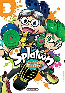 Splatoon Edition simple Tome 3