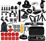 STLION Kit di Accessori per Gopro Hero 5 4 3+ 3 2 1 SJCAM SJ4000...