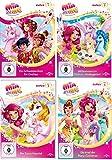 Mia and Me - Staffel 3 - DVD 1-4 (3.1 - 3.4) im Set - Deutsche Originalware [4 DVDs]