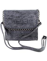 Fritzi aus Preußen Damen Tasche dunkelblau Nora Vintage Jeans