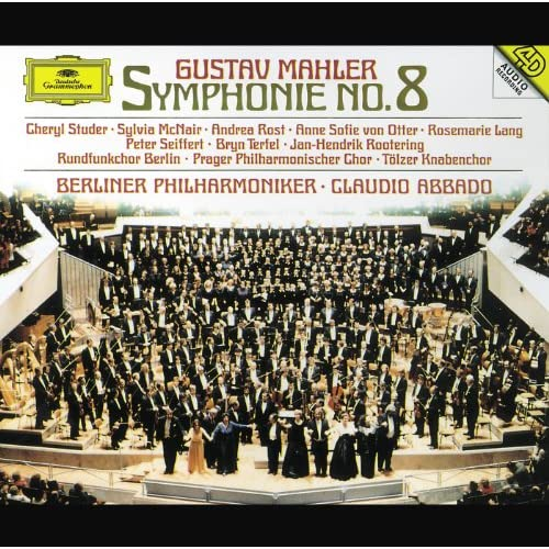 "Mahler: Symphony No.8 in E flat ""Symphony of a Thousand"""