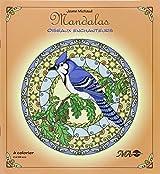 Mandalas oiseaux enchanteurs