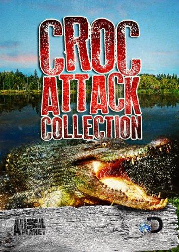 Croc Attack [DVD] [Region 1] [NTSC] [US Import] (Crocs Usa)
