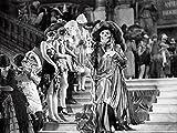 Artland Qualitätsbilder I Alu Dibond Bilder Alu Art 80 x 60 cm Film TV Film Foto Schwarz Weiß B9HD Das Phantom der Oper 1925