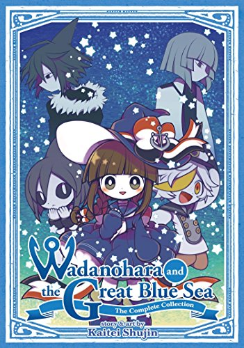 Wadanohara and the Great Blue Sea