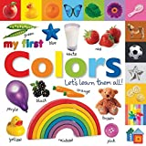 Best Book For 2 Year Old Boys - Tabbed Board Books: My First Colors: Let's Learn Review