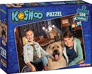 Studio 100 MEKOSM000030 Puzzle Puzzle - Rompecabezas (Puzzle Rompecabezas, Televisión/películas, Niños, Niño/niña, 4 año(s), 11 año(s))