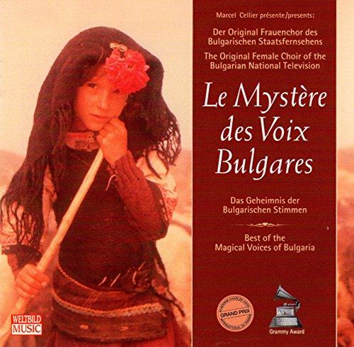 Le Mystere des Voix Bulgares. Das Geheimnis der bulgarischen Stimmen