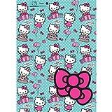 Hello Kitty Papier Cadeau &Étiquettes