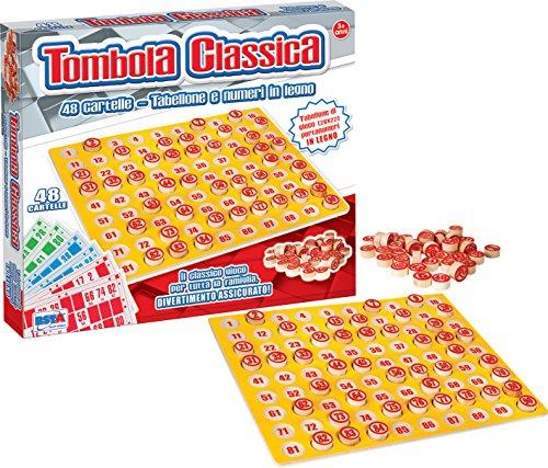 Rst Asia Ltd Tombola Classica 48 Cartelle