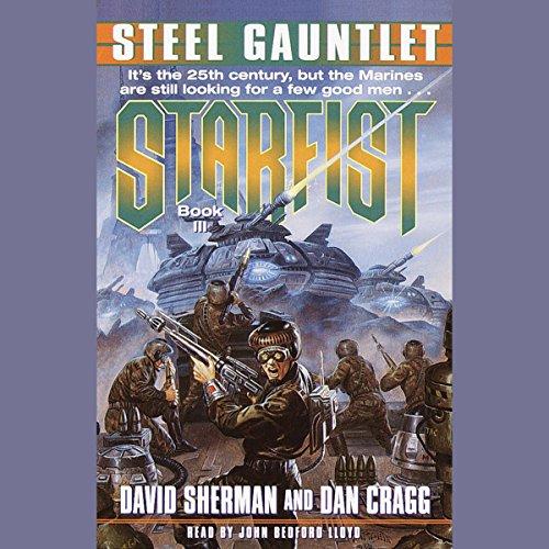 Steel Gauntlet  Audiolibri